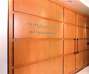 Carl T. Rowan Briefing Room, U.S. Department of State ...