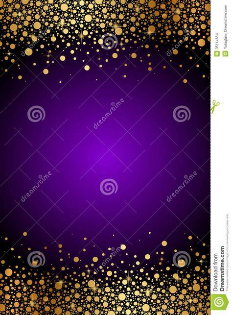 purple  gold luxury background stock images image