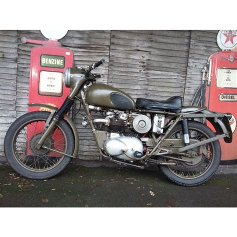 Motorcycles Ta by Moto Vendues Gt Triumph 3 Ta Hound Motorcycle