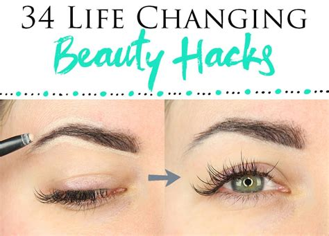 makeup hacks life changing beauty tips