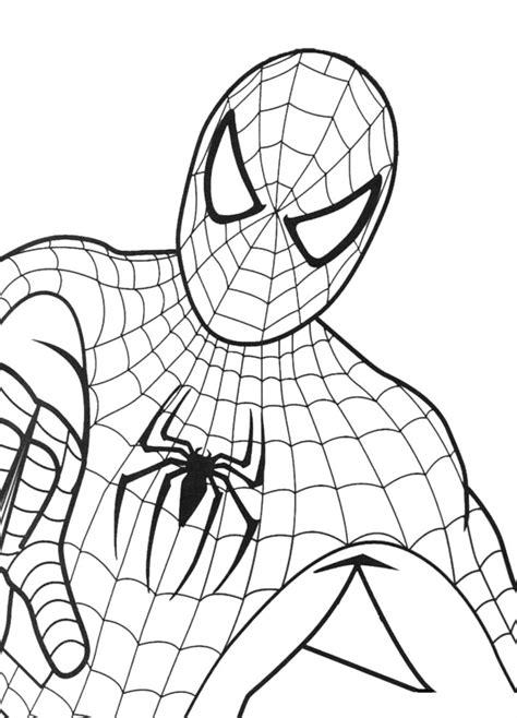 disegni da colorare uomo ragno gratis uomo ragno disegni da colorare gratis con disegno di l