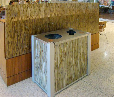 woodwork wood recycle bin plans  plans