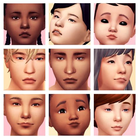 Gone But Idk For How Long The Sims 4 Skin Sims 4