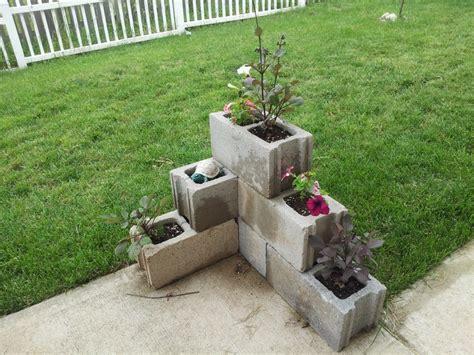 landscaping block ideas 50 best images about garden hollow blocks on pinterest