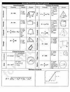 What Is The Amortization Formula Geometric Formula Sheet Printable Pdf Download