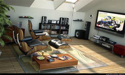 Home Entertainment Design Ideas by Home Entertainment Spaces