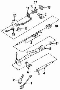 1994 Chevy Silverado Steering Column Diagram