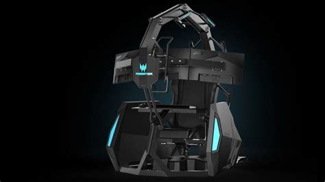 acers 14k predator thronos air gaming chair is the craziest thing weve seen so far at ifa 2019 acer s 14k predator thronos air gaming chair is the craziest thing we ve seen so far at ifa