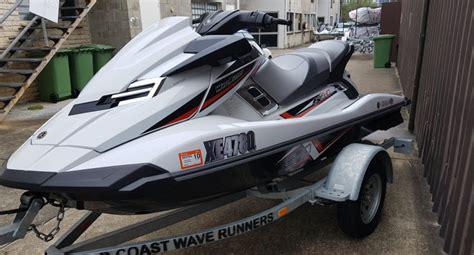 Used Fx Sho 2014 Yamaha Waverunner Jet Ski For Sale