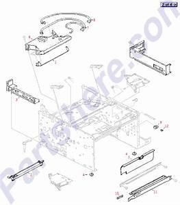 Toner Cartridge  Toner Cartridge Parts Diagram