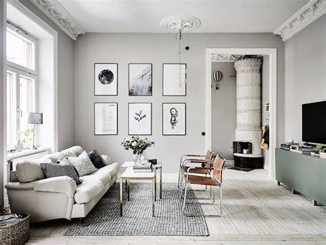 couleur mur gris  blanc chaise tolixfr