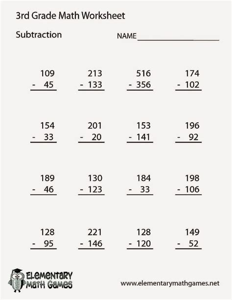 3rd grade math adding worksheet free printable addition worksheets part 1 worksheet