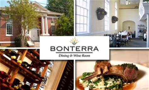 Bonterra Dining Wine Room by Bonterra Dining Wine Room Nc
