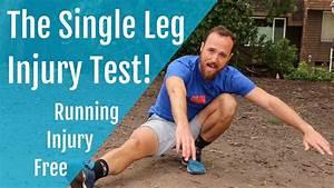 Running Injury Free | The Single Leg Injury Test ...