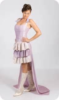 Ugly Purple Prom Dress
