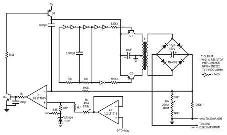Loop Transmitter Circuit Collection
