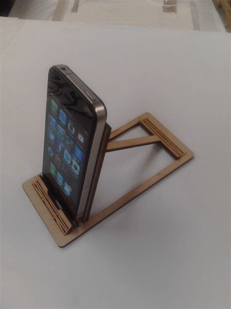 base  celular de madera  en mercado libre