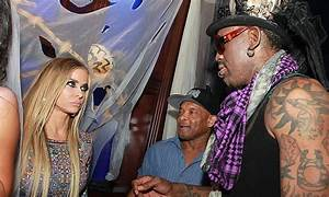 Carmen Electra Hosts Halloween Party Attended By Ex