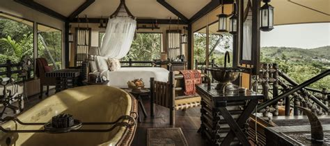 Four Seasons Tented Camp Golden Triangle Most Beautiful