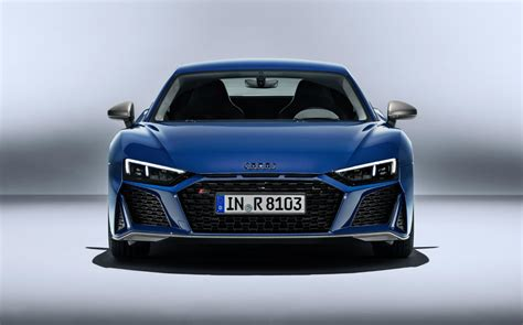 2019 Audi R8 V10 Performance Review