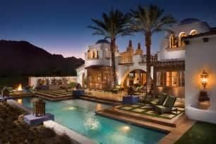 mediterranean mansion floor plans beautiful hacienda in la quinta ca homes of the rich