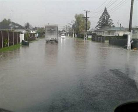 flooding  auckland northland otago daily times