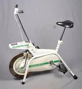 Tunturi Ergometer W Exercise Bike
