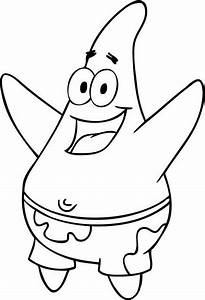 Patrick Star zeichnen - Schritt für Schritt - DekoKing ...