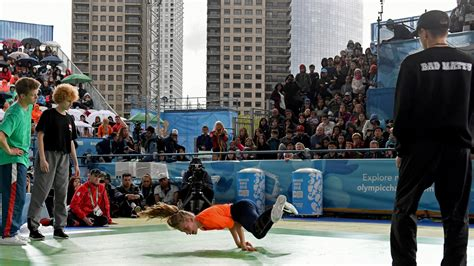 Breakdancing Is Officially an Olympic Sport   Pitchfork