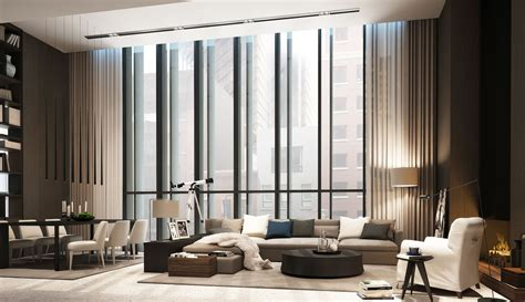 New York Interiors by Soori Highline New York Ssphere