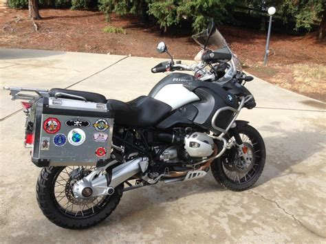 2010 Bmw R 1200 Gs Adventure Motorcycles For Sale