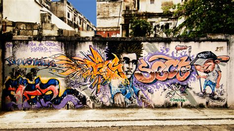 Que Es Grafiti : Grafiti, Las Paredes Vacías No Dicen Nada