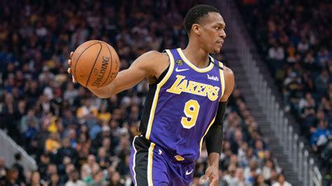2020 NBA Restart: Lakers' Rajon Rondo breaks thumb, out 6 ...