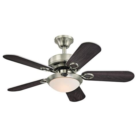 36 outdoor ceiling fan westinghouse cassidy 36 in indoor brushed nickel ceiling