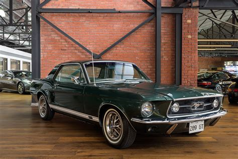ford mustang  gt hardtop richmonds classic