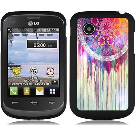 lg cell phone cases for lg 306g 305c design slim fit phone cover ebay