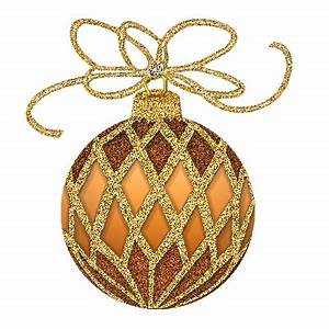 Christmas Yellow and Gold Ornament Clipart | Gallery ...
