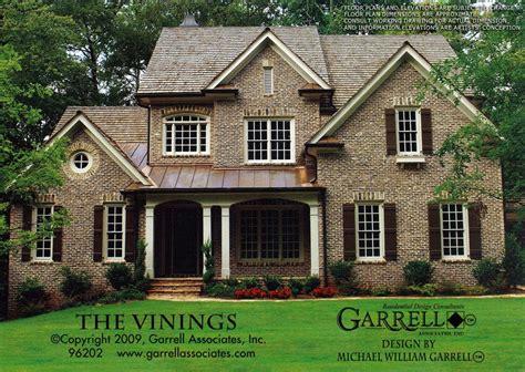 Vinings House Plan 96202 Garrell Associates Inc in