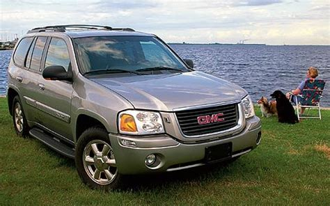 gmc envoy road test verdict truck trend