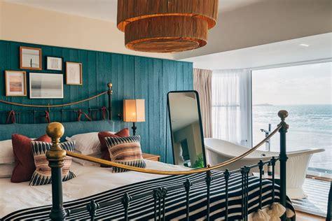 watergate bay hotel sea