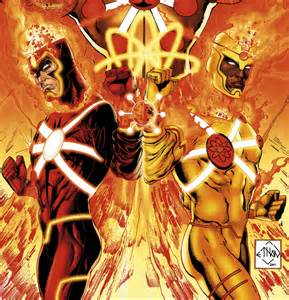 Marvel Comics Firestorm