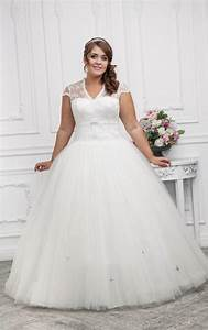 best wedding dress styles for plus size pluslookeu With best wedding dress style for plus size