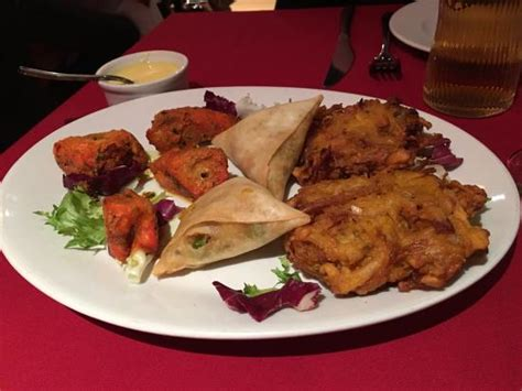 shared starter picture of lal qila indian restaurant