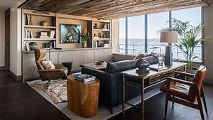 Masculine, Bachelor, Pad, Wood, Design, Seattle, Home, Tour