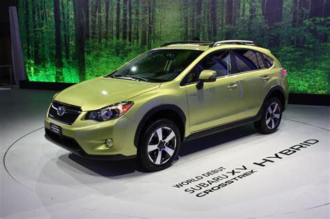 subaru xv crosstrek hybrid priced