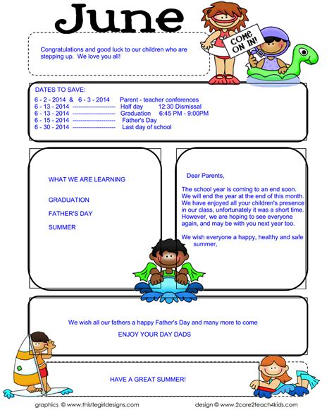 index of cdn 29 1991 414 222 | june preschool newsletter template 210010