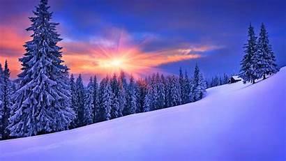 Snow Winter Nature Landscape Desktop Backgrounds Wallpapers