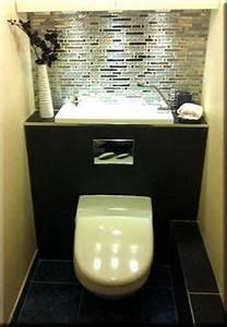 Wc Lave Main Intégré : wici bati pack wc suspendu avec lave mains int gr ~ Dailycaller-alerts.com Idées de Décoration