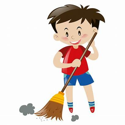 Sweeper Clipart Street Cleaning Transparent Webstockreview Clean