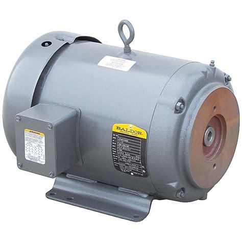 Baldor Motor Ocmt Pump Phase Motors Base